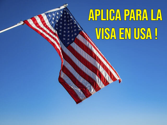 VISA EE.UU