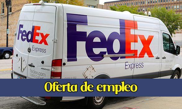 Trabajo en Fedex